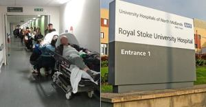 UHNS 'queue' May 2015