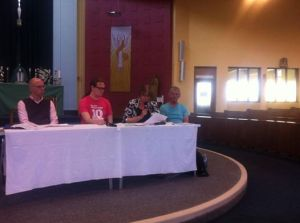 SLCH Pic 1st public meeting - part of our consultation